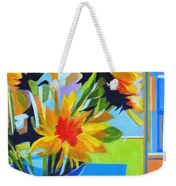 Colors Always On My Mind Weekender Tote Bag