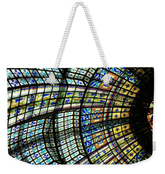 Colors Of Paris  Weekender Tote Bag