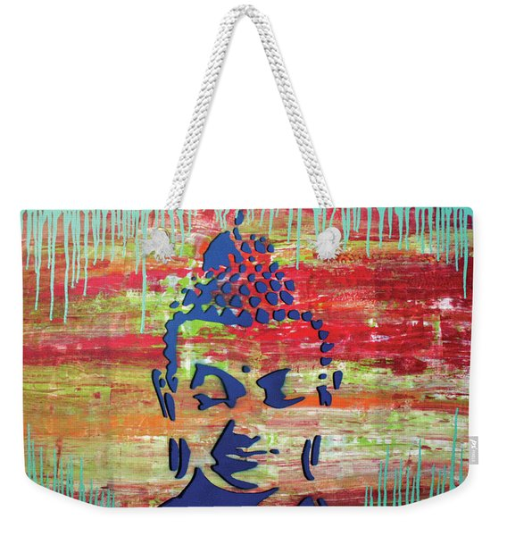 Colors That Surround U Weekender Tote Bag