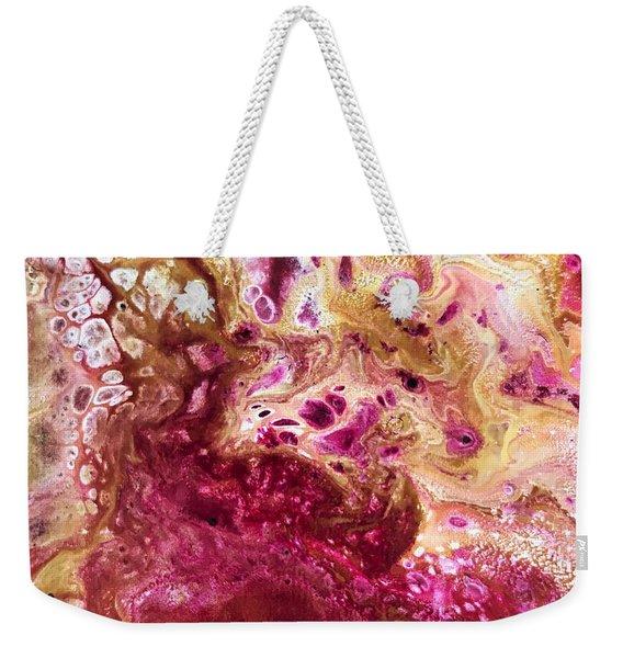 Colossal  Weekender Tote Bag