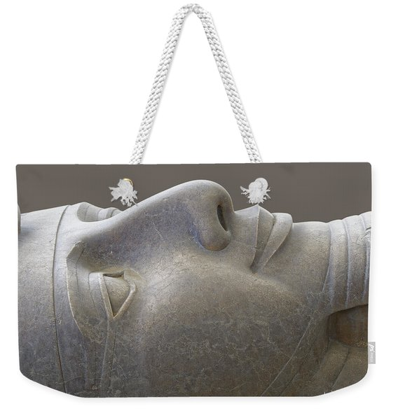 Colossal Smile Weekender Tote Bag