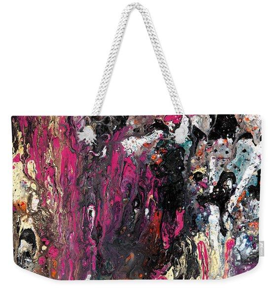 Colour Fantasy Weekender Tote Bag