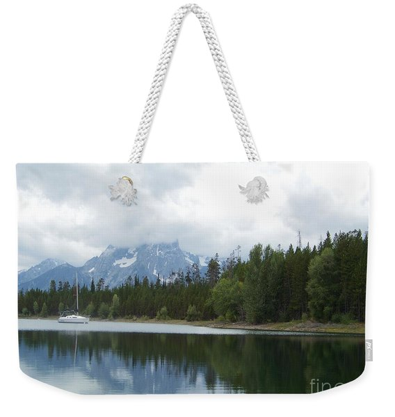 Colter Bay Weekender Tote Bag
