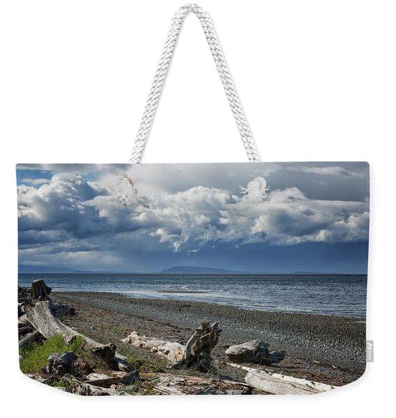 Columbia Beach Weekender Tote Bag