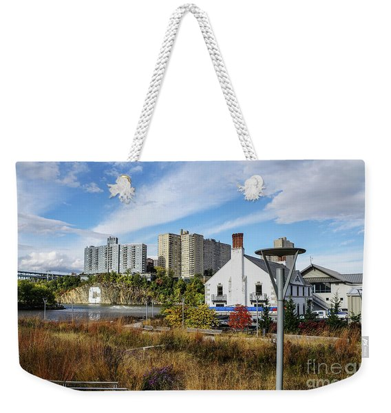 Columbia Boathouse And C Rock Weekender Tote Bag
