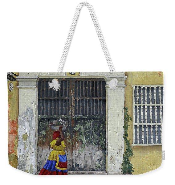 Colombia Weekender Tote Bag