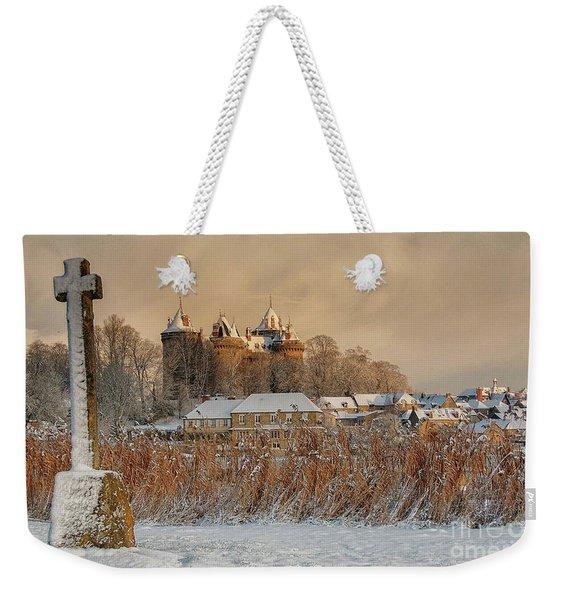 Combourg Castle 2 Weekender Tote Bag