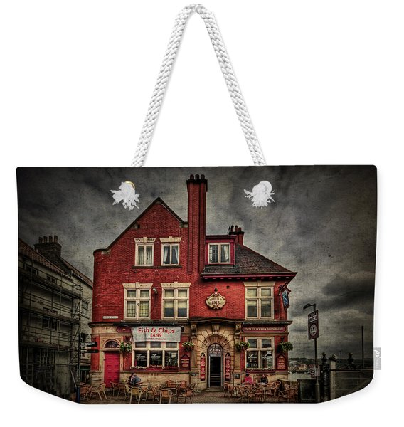 Come Out And Play Weekender Tote Bag