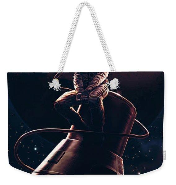 Come Pick Me Up Weekender Tote Bag