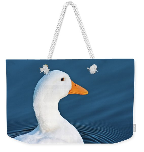 Come Swim With Me Weekender Tote Bag