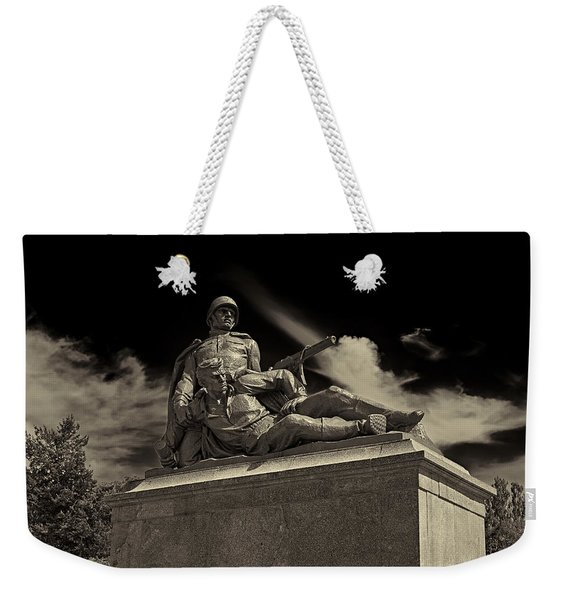 Come With Me If You Want To Live Weekender Tote Bag