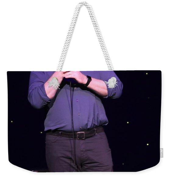 Comedian Jim Gaffigan Weekender Tote Bag