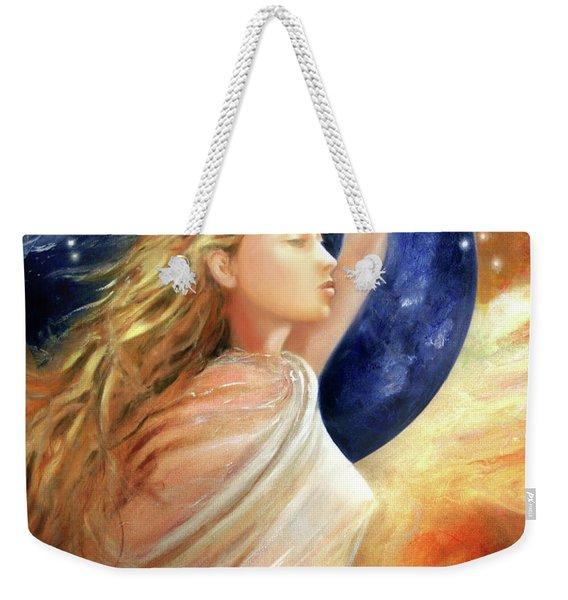 Comet Dreamer Ascend Weekender Tote Bag