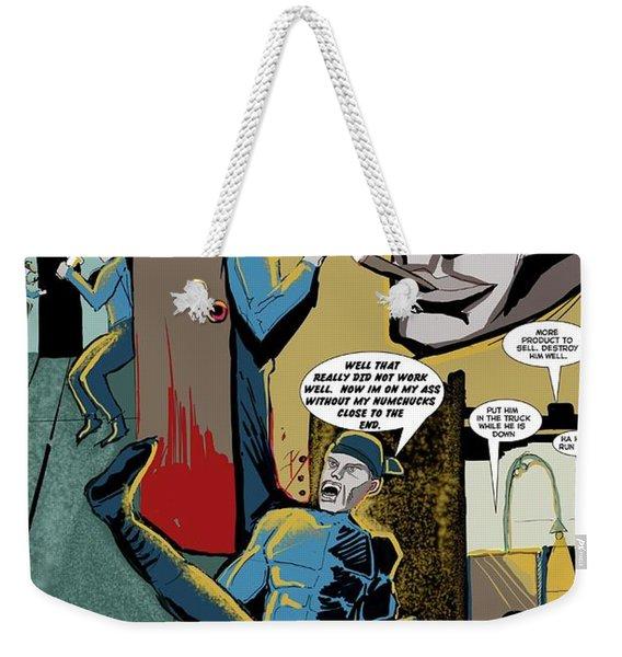 Comic Page1 Weekender Tote Bag