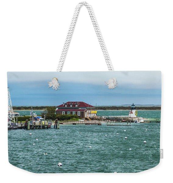 Coming Back To Nantucket Weekender Tote Bag