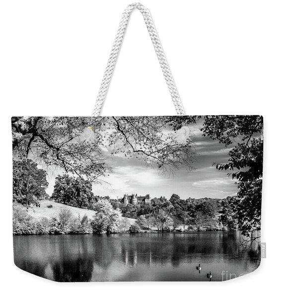Coming Home Weekender Tote Bag