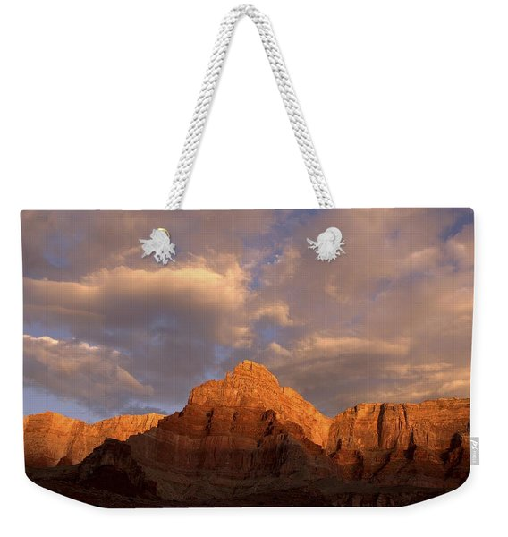 Commanche Point  Grand Canyon National Park Weekender Tote Bag