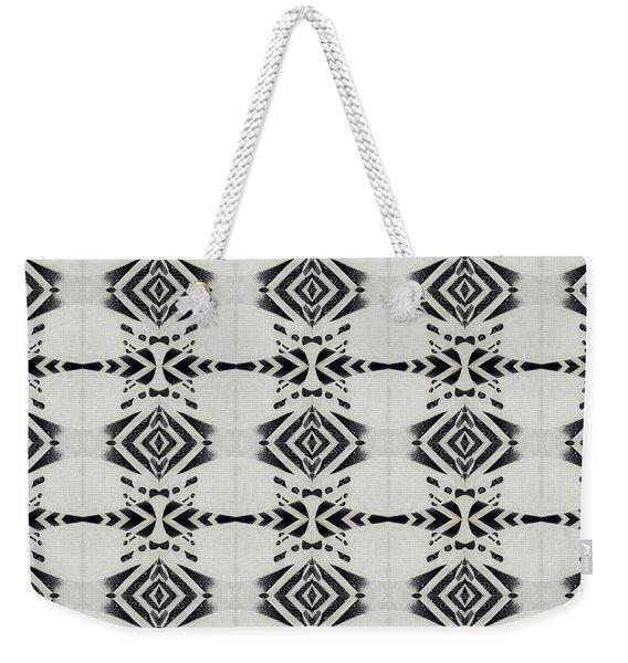 Common Essence 2 Weekender Tote Bag