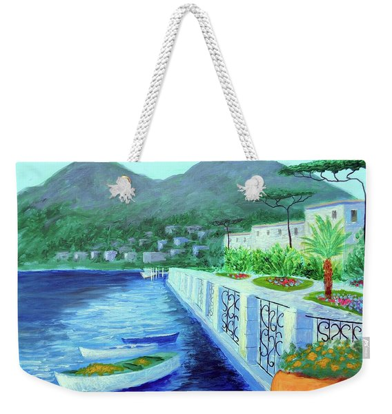 Como A Vision Of Delight Weekender Tote Bag