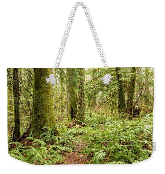 Comox Valley Forrest-5 Weekender Tote Bag