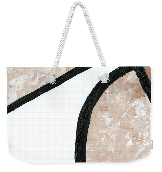Compartments 5 Weekender Tote Bag