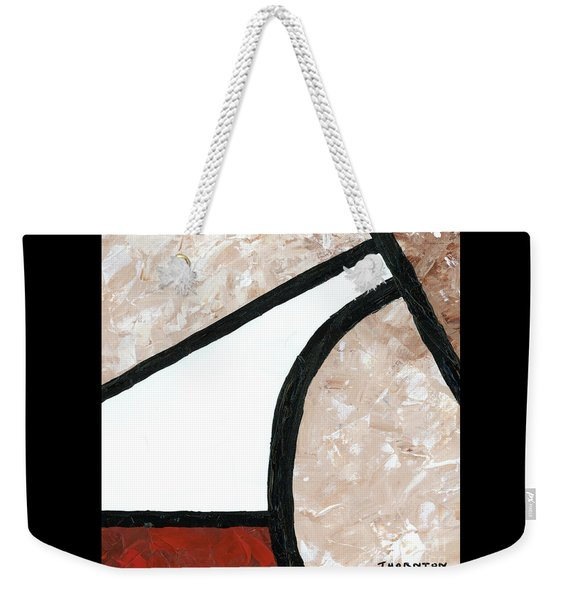 Compartments 5 Weekender Tote Bag