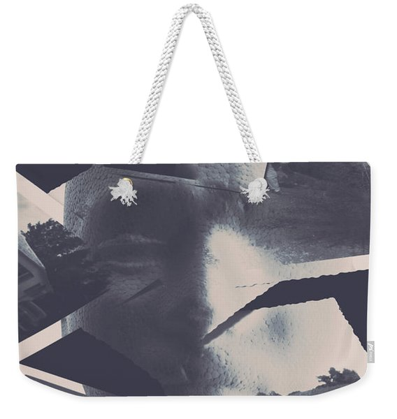 Complex Conundrum In Self Awareness Weekender Tote Bag