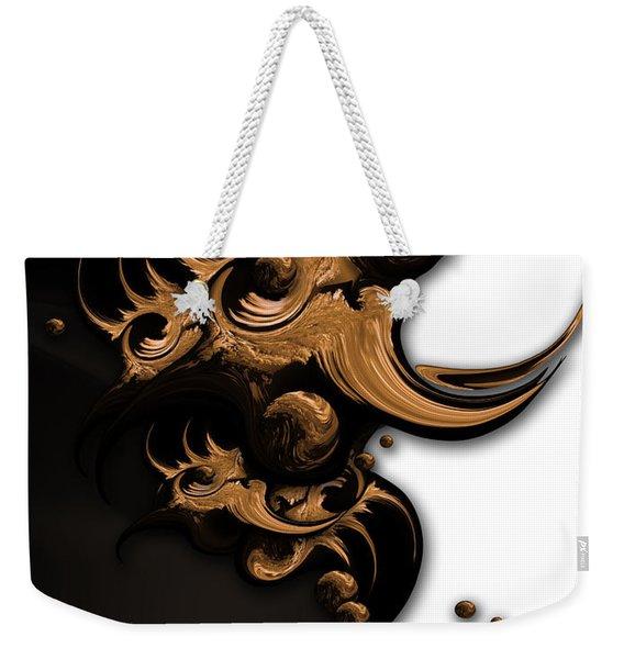Complex Formation Weekender Tote Bag