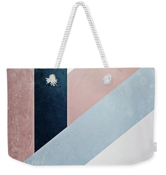Complex Triangle Weekender Tote Bag