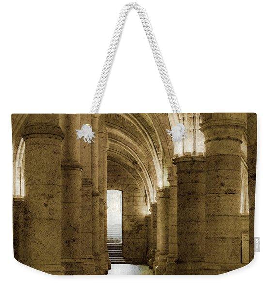 Paris, France - Conciergerie - Exit Weekender Tote Bag
