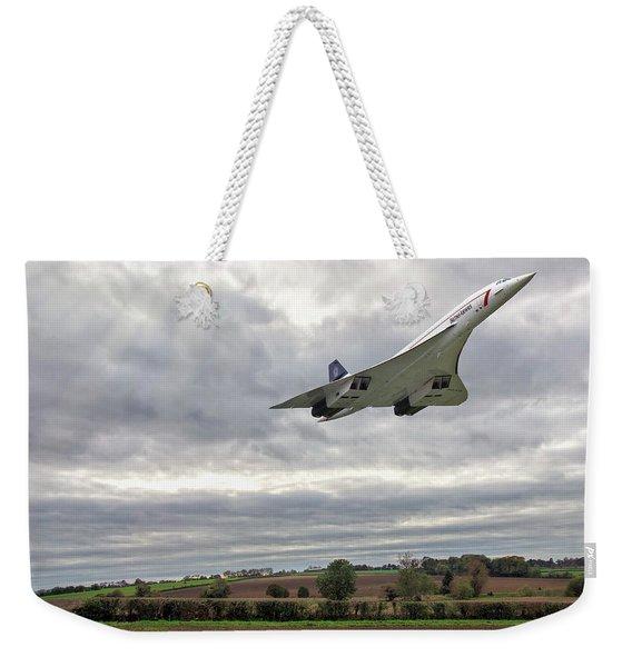 Concorde - High Speed Pass Weekender Tote Bag