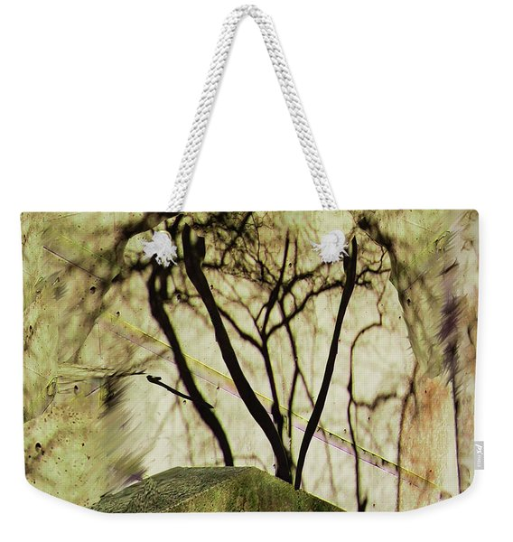 Concrete Jungle Weekender Tote Bag