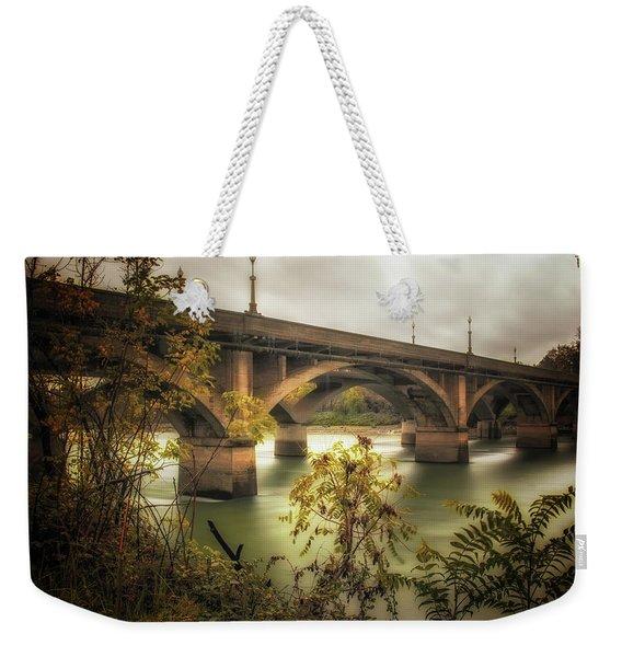 Concrete Jungle Weekender Tote Bag
