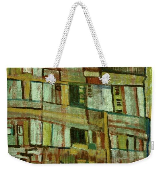 Condo Weekender Tote Bag