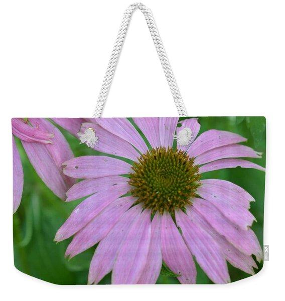 Coneflower Weekender Tote Bag