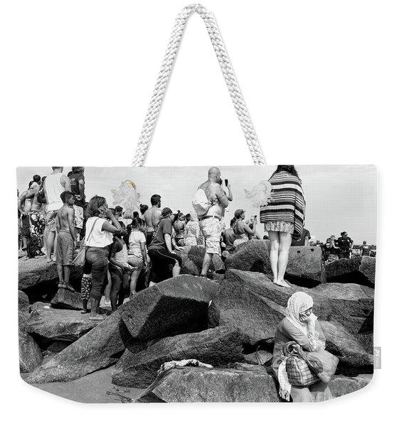 Coney Island, New York  #234972 Weekender Tote Bag