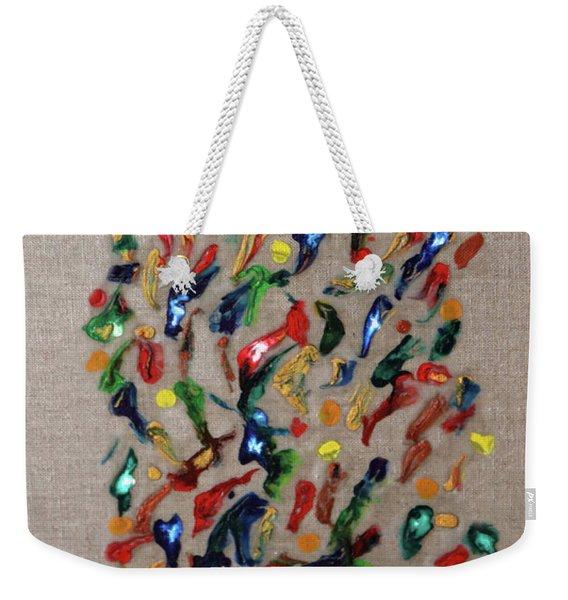 Confetti Weekender Tote Bag