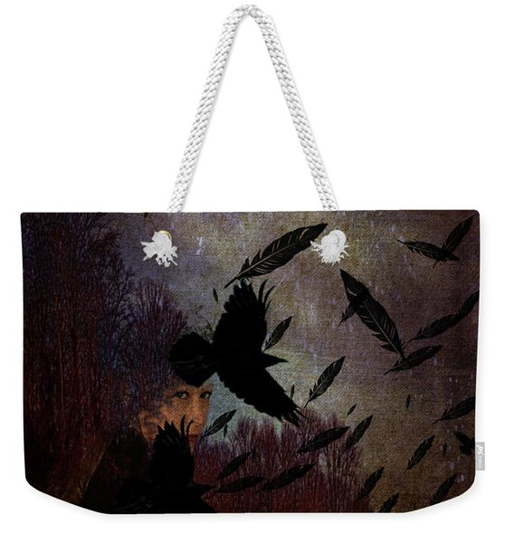 Conflict Of The Crows Weekender Tote Bag