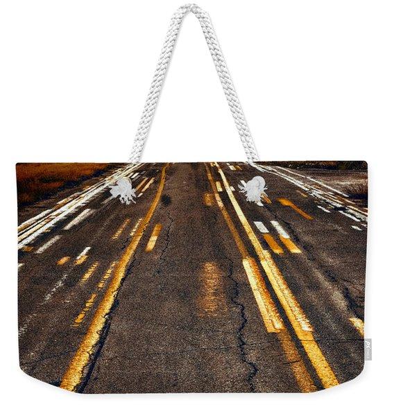 Confusion Weekender Tote Bag
