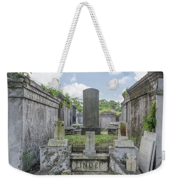Congregation Of The Dead Weekender Tote Bag