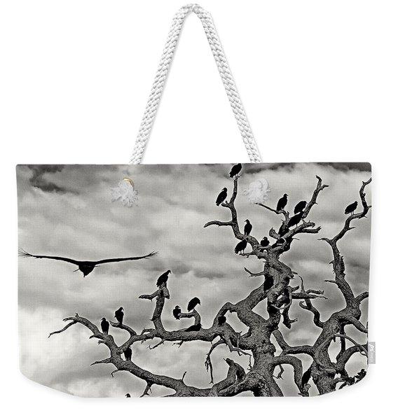 Congress Of Vultures Weekender Tote Bag
