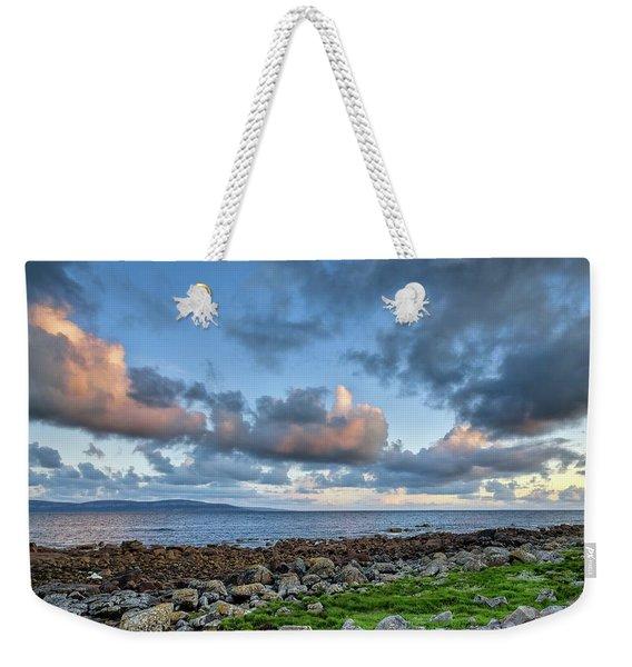 Connemara Sunset Weekender Tote Bag