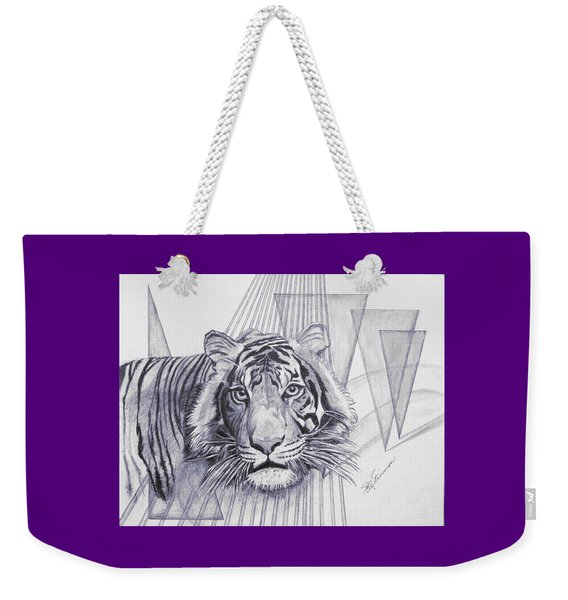 Conquest Weekender Tote Bag