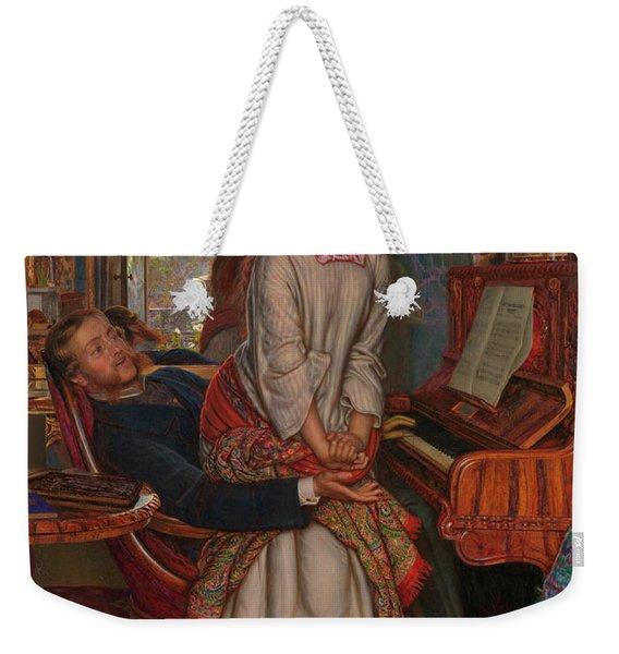 The Awakening Conscience Weekender Tote Bag