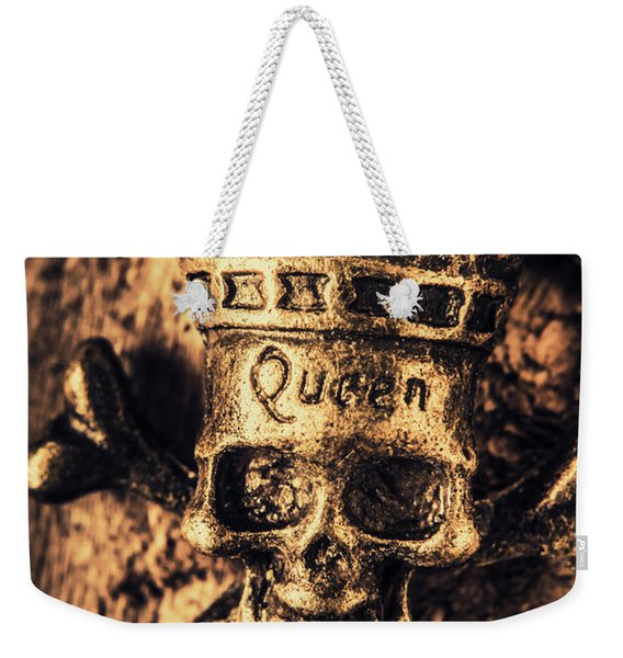 Conspiracy Of The Monarch Weekender Tote Bag