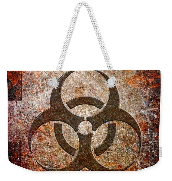 Contagion Weekender Tote Bag
