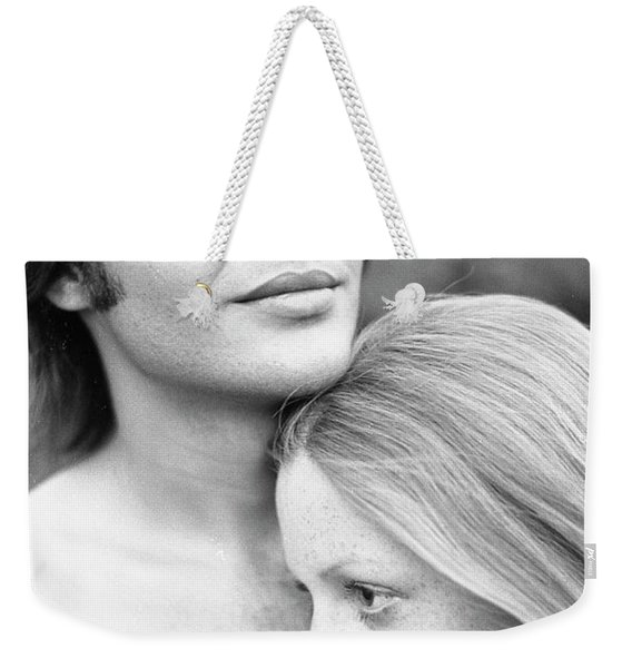 Contemplation, Part 1, 1973 Weekender Tote Bag