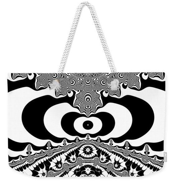 Conterialt Weekender Tote Bag