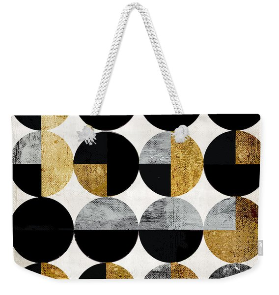Conversation Weekender Tote Bag