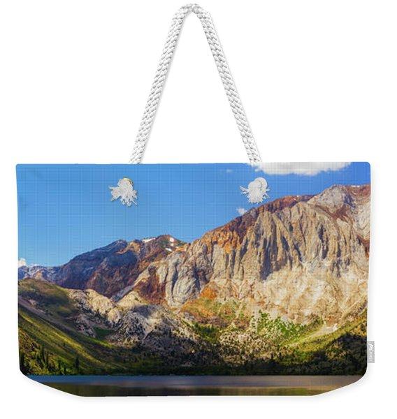 Convict Lake - Mammoth Lakes, California Weekender Tote Bag